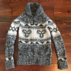 TNA Northwest cardigan
